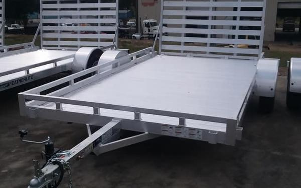 2020 FeatherLite 12' Utility Base