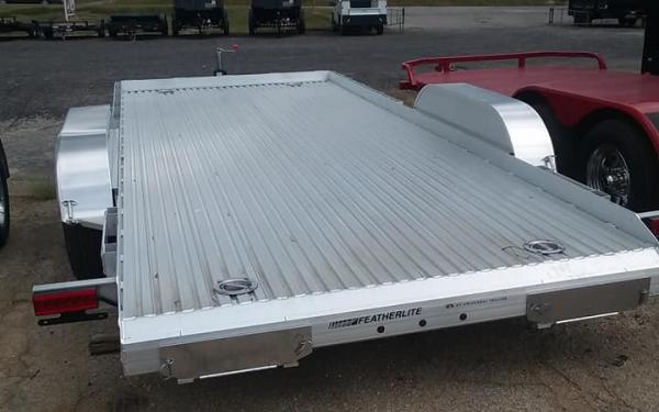 2020 FeatherLite 17'6 Car Trailer