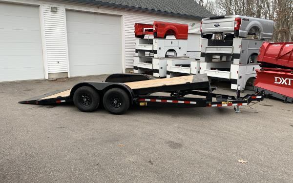 "Big Tex 10FT 83"" x 18 Pro Series Full Tilt Bed Equipment Trailer"