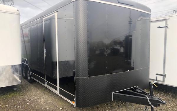 2020 CargoMate BL824TA2   8 x 24 Enclosed Trailer