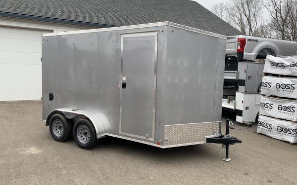 2020 Look STLC DLX 7x12 ramp door 7' tall