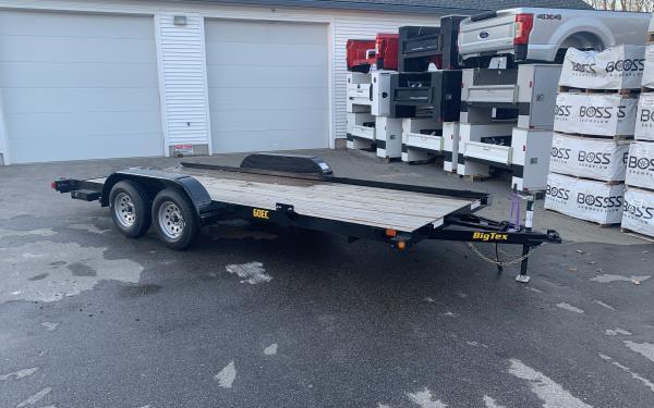 2020 Big Tex 60EC 18ft Car Hauler