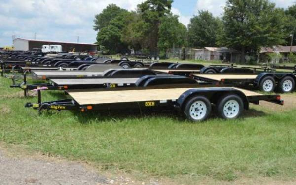 2019 Big Tex Tandem Axle Car Hauler Special