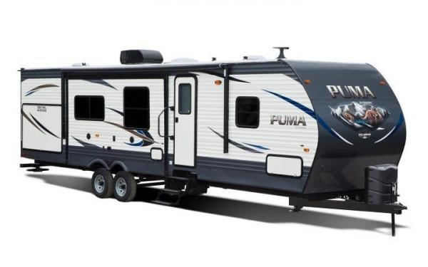PUMA TRAVEL TRAILER MODEL: PUT31QBBH