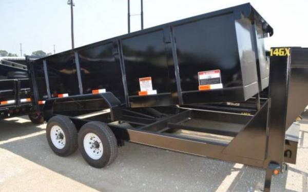 2019 Tandem Axle Low Profile Dump