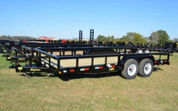 2019 Heavy Duty Pipe Tandem Axle Trailer