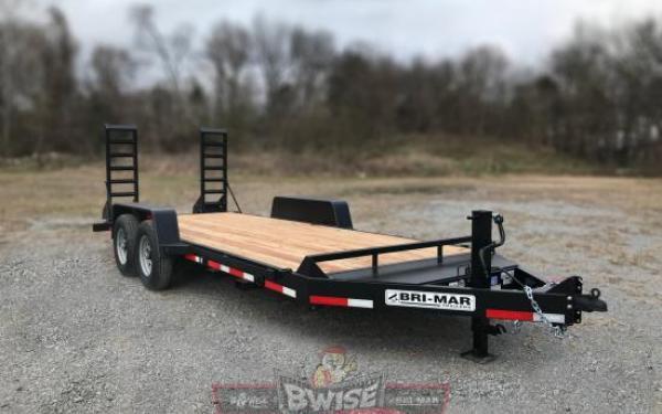 Bri-Mar 18'-14K Equipment Trailer