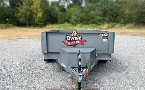 Bri-Mar 6x10-10K Dump Trailer   BWise Trailer Mall in ...