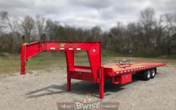 BWise 24'-16K GN Deckover Tilt