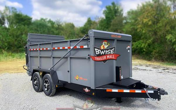 BWISE 7x14 Ultimate Dump