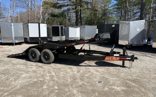 2020 Maxxd T6X 102x20ft power tilt driver fenders blackwood ++