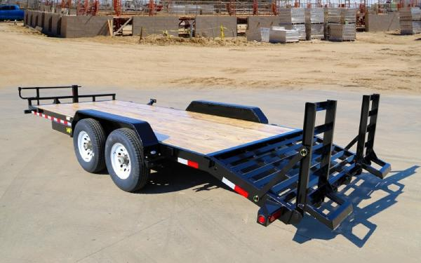 Big Tex 14ET Heavy Duty Equipment Trailer