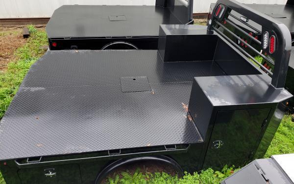 """Norstar SL model Truck Bed - 8'6"""" bed"""