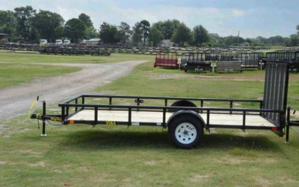 Big Tex 35SA Utility Trailer