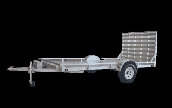 SILVERWING 12 FT UTILITY TRAILER -ALMOST ALWAYS AVAILABLE ...