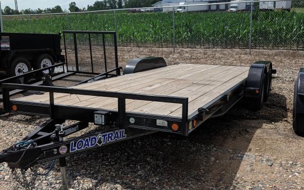 Load Trail 83X20TA car hauler