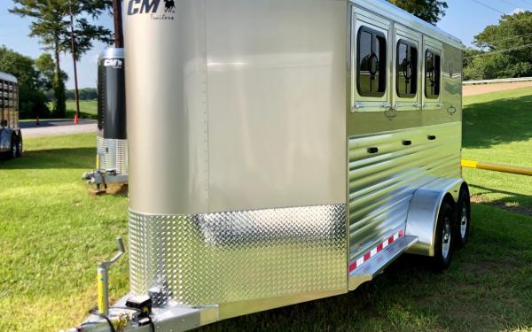 2021 3 Horse All Aluminum CM Renegade