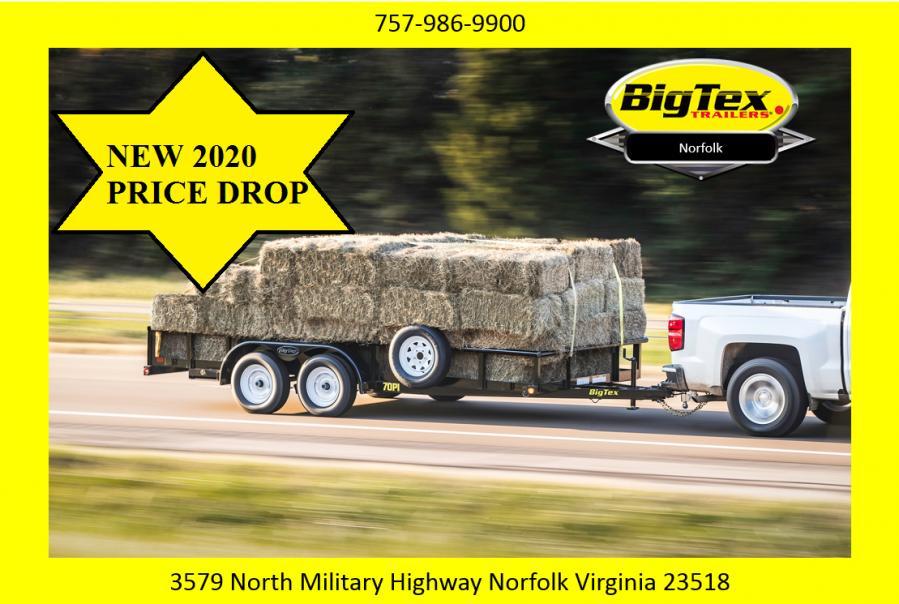 [GJFJ_338]  Trailer World: 2020 Big Tex Heavy Duty Utility Trailer PI Series Starting  at $2427, Equipment Trailers Listing Detail | Big Tex 70pi Trailer Wiring Diagram |  | Big Tex Trailer World