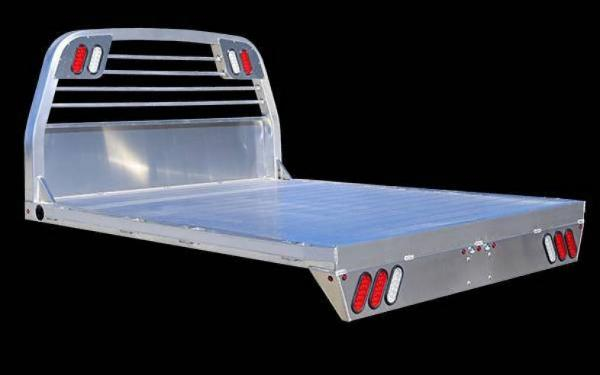 2019 AL RS Aluminum Rail Side Truck Bed