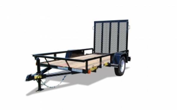 NEW 2017 Big Tex Super Lil Tex Utility Trailer