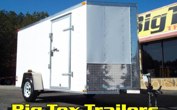 2020 6-Wide Cargo Trailers from Lark, 6x10, 6x12, & 6x14 Starting at $2700!