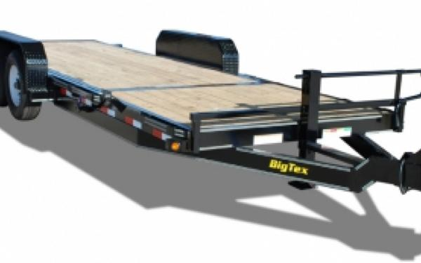NEW 2107 Big Tex 14TL-22 Pro Series Tilt Bed Trailer