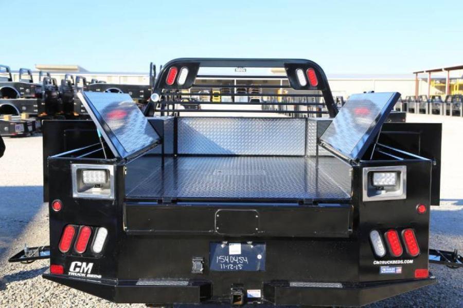 Trailer World: CM TM Steel Tradesman Truck Bed Tool TruckBed