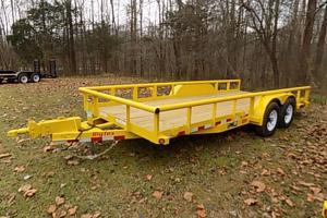 ***RENTAL*** Big Tex 10PI-18 Equipment Trailer for Rent