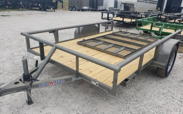 #5657 DOUBLE A 77X10 WITH SPRING ASST GATE
