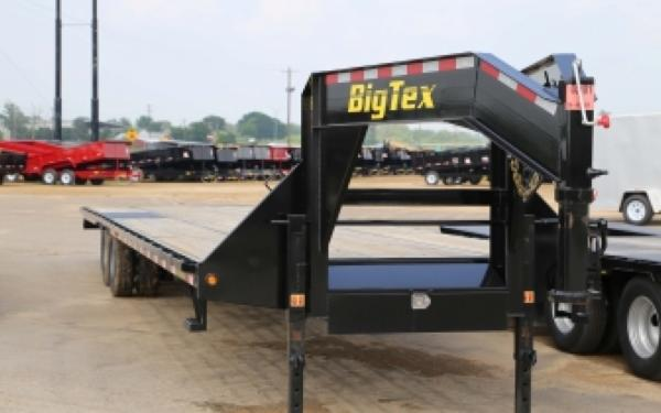 22GN-40' Big Tex Gooseneck Trailer