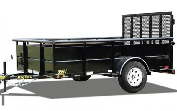 Big Tex Single Axle Vanguard