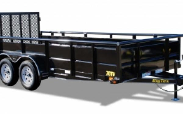 70TV Big Tex Tandem Axle Vanguard