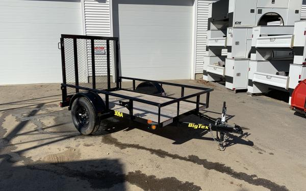 2019 Big Tex 30SA 5x8 landscape trailer