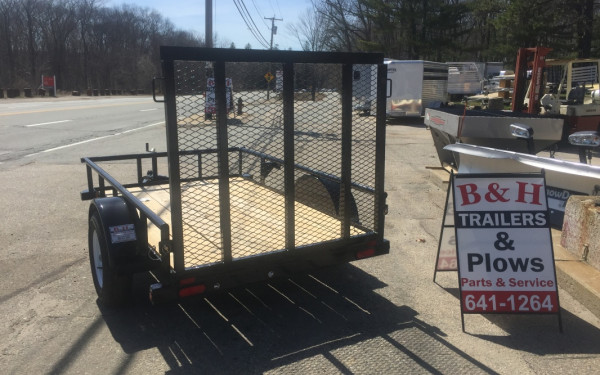 2018 Big Tex 30sa 5x8 Landscape Trailer Bh Trailers And