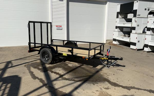 2020 Big Tex 30SA 5x10 landscape trailer