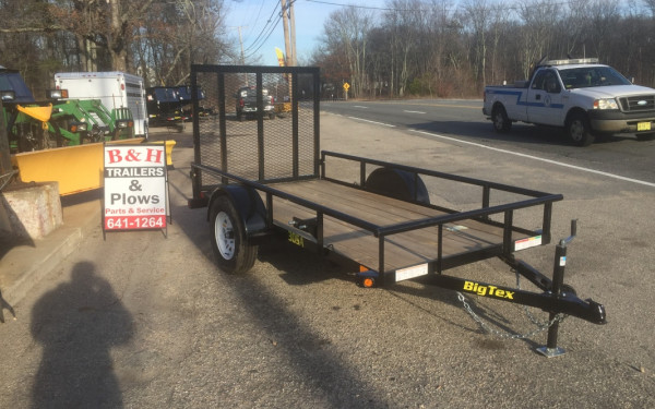 2018 Big Tex 30SA 5x10 landscape trailer