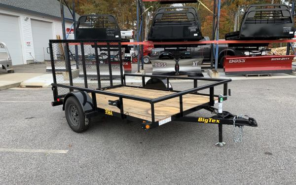2019 Big Tex 35SA 77x10 landscape trailer