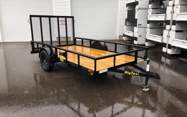 2019 Big Tex 35SA 77x12 Landscape Trailer
