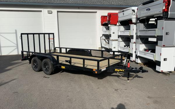 2020 Big Tex 70PI  83x16ft Landscape trailer