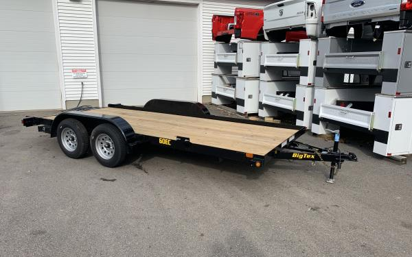 Big Tex 60EC 16ft car hauler