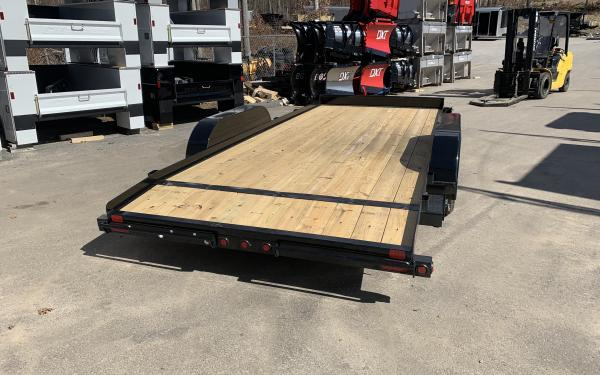 2020 Big Tex 70ch 18ft Car Hauler 16 2 Bh Trailers And