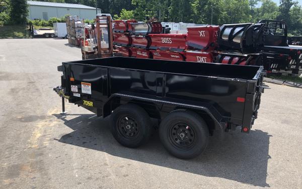 2020 Big Tex 70SR 5x10 Dump trailer | BH Trailers and ...