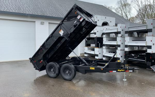 2019 Big Tex 10SR 83x12 dump trailer