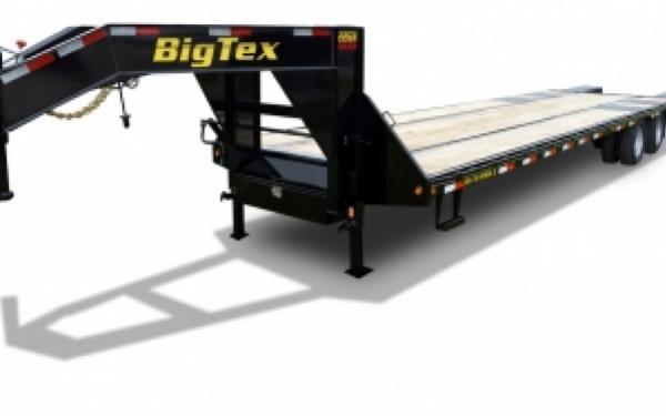 22GN Big Tex 35'+5' Gooseneck Trailer