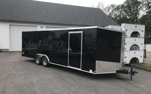 2019 Look Element SE 85x24 9900lb GVWR Car Hauler
