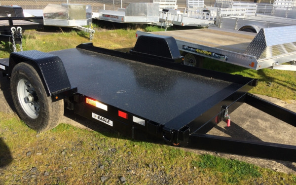 Eagle EPT610SA5 Pan Tilt 7K Single Axle Trailer