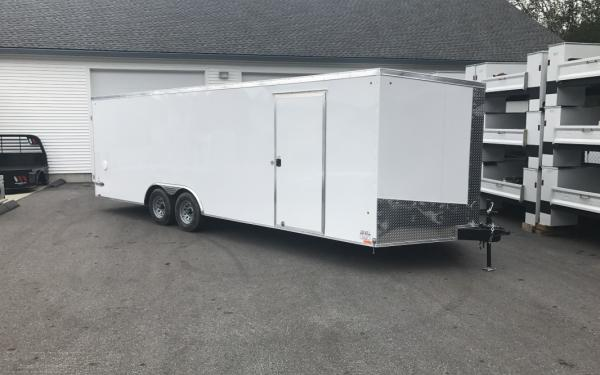 2018 Look Element SE 85x24 9900lb GVWR Car Hauler
