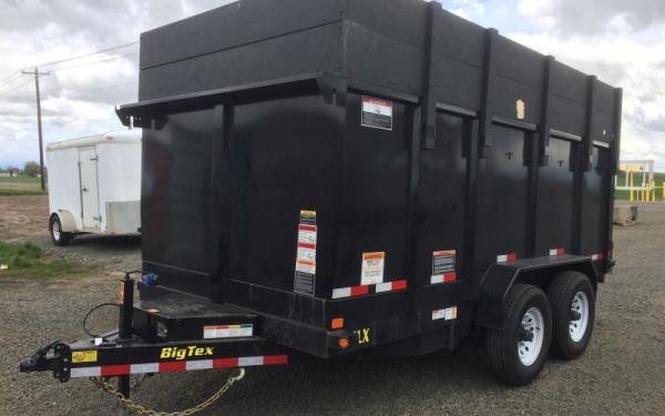 Aluma 548BT 8' Single Axle Utility Trailer