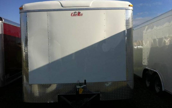 Cargo Mate BL8520TA2 8.5' x 20' Tandem Axle Cargo Trailer