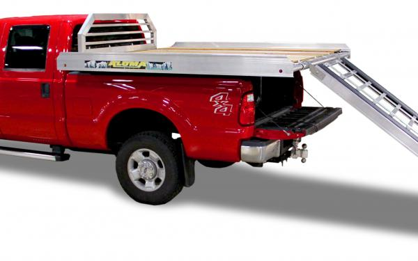 Aluma Snow Deck Snowmobile Carrier